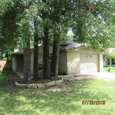 Spring Single Family Home For Sale: 5027 Maurita Drive