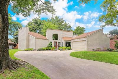 Houston Single Family Home For Sale: 11902 Riverview Drive