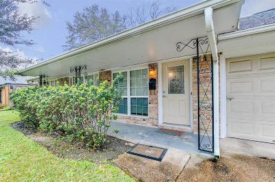 Houston TX Single Family Home For Sale: $299,900