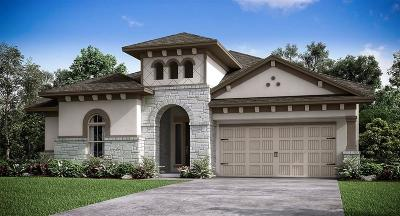 Cypress Single Family Home For Sale: 18422 Florence Knoll Drive