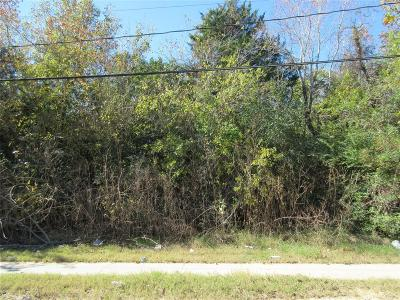 Baytown Residential Lots & Land For Sale: 1940 Kilgore Road