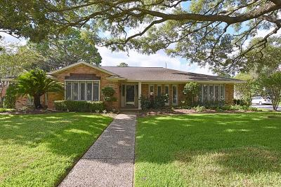 Houston Single Family Home For Sale: 10602 Cranbrook Road