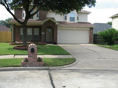 La Porte Single Family Home For Sale: 9217 Barton Court
