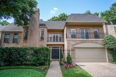 Houston Condo/Townhouse For Sale: 5422 John Dreaper Drive