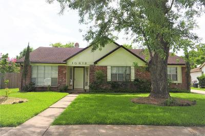 Houston Single Family Home For Sale: 10618 Tenneco Drive