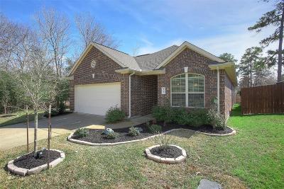 Montgomery Single Family Home For Sale: 11817 Mockingbird Lane