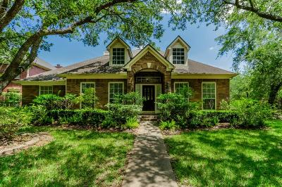Sugar Land Single Family Home For Sale: 5002 Plantation Colony Court