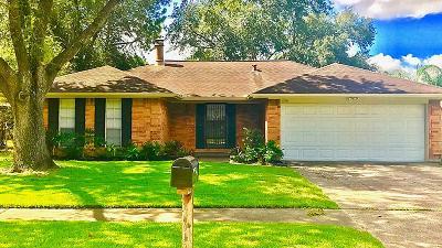 Deer Park Single Family Home For Sale: 1718 Lexington Street