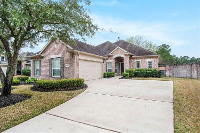 Katy Single Family Home For Sale: 3230 Laureumont Lane