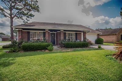 La Porte Single Family Home For Sale: 1110 Glencrest Drive