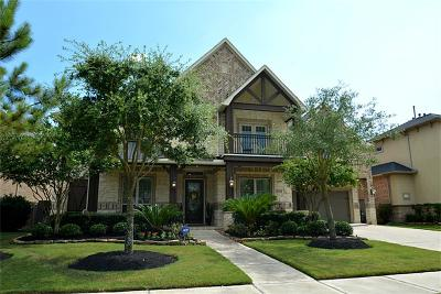 Katy Single Family Home For Sale: 26723 Cedardale Pines Drive
