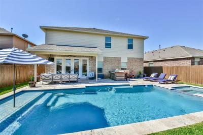 Conroe Single Family Home For Sale: 142 Meadow Valley Drive