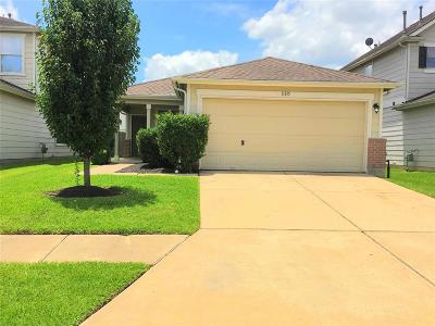 Tomball Single Family Home For Sale: 11135 Wild Goose Drive