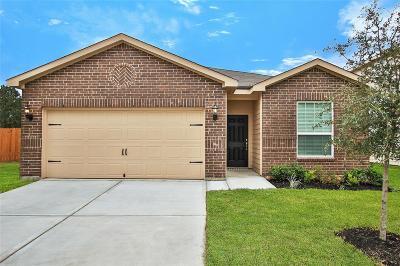 Humble Single Family Home For Sale: 11006 Hillside Creek Drive