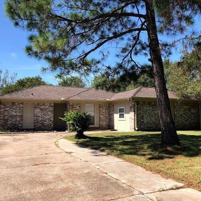 League City Single Family Home For Sale: 309 Windward Drive