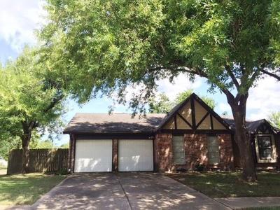 Houston TX Single Family Home For Sale: $186,000