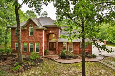 Huffman Single Family Home For Sale: 27610 Fairway Oaks Drive