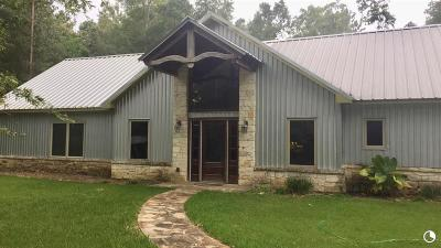 Single Family Home For Sale: 375 County Road 632