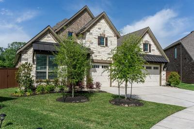Katy Single Family Home For Sale: 1202 Woodglen Hollow Lane