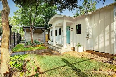 Houston Single Family Home For Sale: 514 W Cottage Street