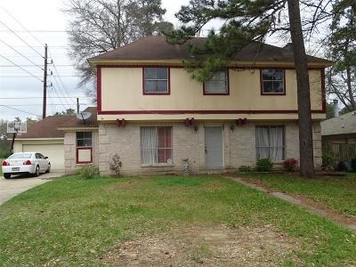 Humble Single Family Home For Sale: 9527 Oldridge Street