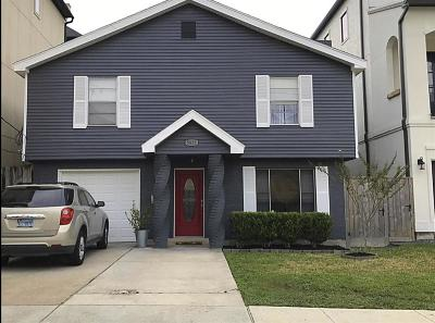 Single Family Home For Sale: 5621 Petty Street