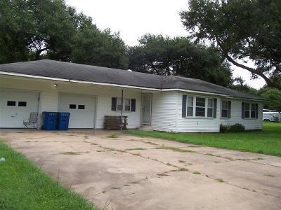 Rosenberg Single Family Home For Sale: 1415 Callender Street