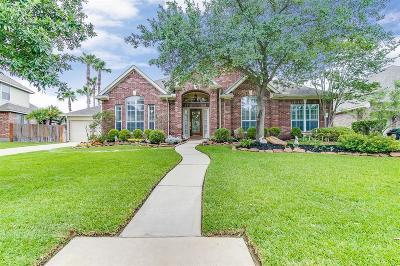 Tomball Single Family Home For Sale: 12710 Eagle Ledge Lane