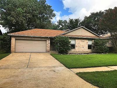 Conroe Single Family Home For Sale: 205 Hartford Drive