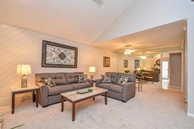 Houston TX Single Family Home For Sale: $169,500