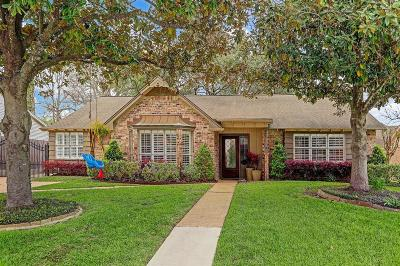 Houston Single Family Home For Sale: 9018 Lupton Court