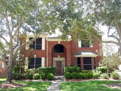 Sugar Land Single Family Home For Sale: 1719 Bumelia Court