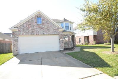 Galveston County, Harris County Single Family Home For Sale: 2623 Creek Arbor Circle