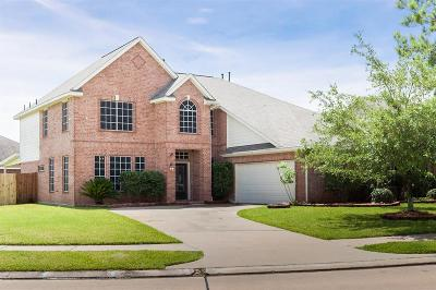Katy Single Family Home For Sale: 1730 Sonny Path Drive