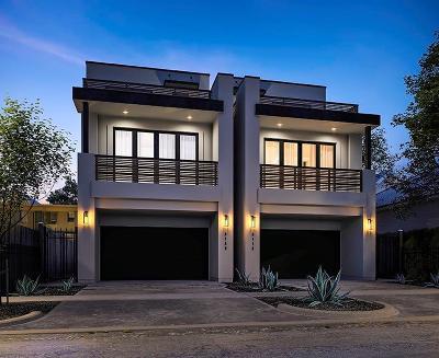 Houston Single Family Home For Sale: 2118 Hazard Street