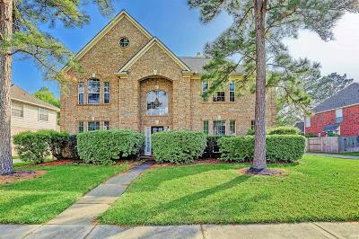 Cypress Single Family Home For Sale: 15627 Twisting Springs Drive
