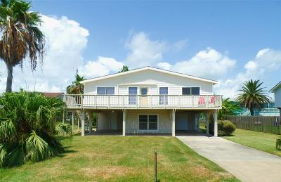 Jamaica Beach Single Family Home For Sale: 16622 Captain Kidd Road