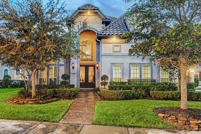 Katy Single Family Home For Sale: 4102 Waverly Key Court
