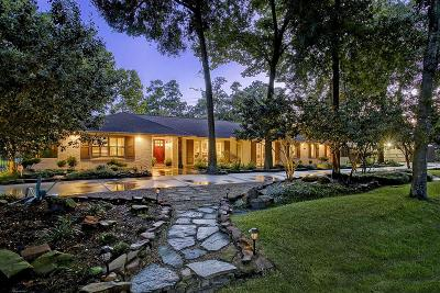 Harris County Single Family Home For Sale: 423 Hollow Drive