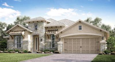 Tomball Single Family Home For Sale: 8906 Stonebriar Creek Crossing