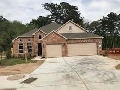 Conroe Single Family Home For Sale: 804 Dogberry Court