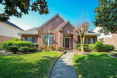 Kingwood Single Family Home For Sale: 3215 Willow Wood Trail