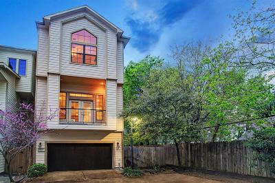 Single Family Home For Sale: 832 Garden Oaks Terrace