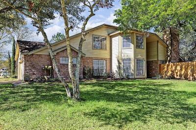 Single Family Home For Sale: 8451 Greenleaf Lake Drive