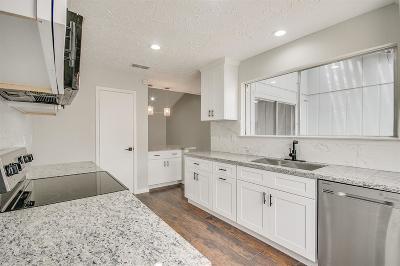 Houston TX Single Family Home For Sale: $182,988