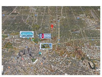 Houston Residential Lots & Land For Sale: 2219 Brooks St