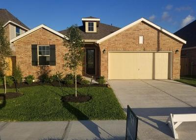 Alvin Single Family Home For Sale: 1651 Morgan Trail Drive