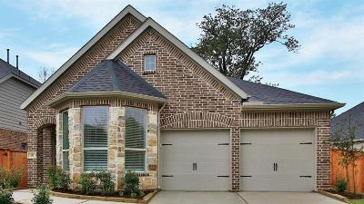 Montgomery Single Family Home For Sale: 233 North Carson Cub Court