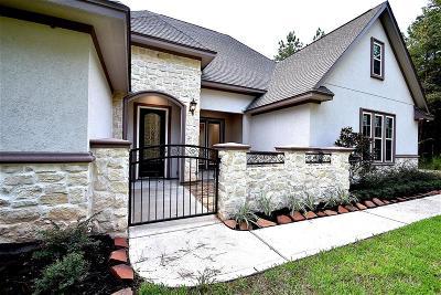 Montgomery Single Family Home For Sale: 11610 Sebastian's Run