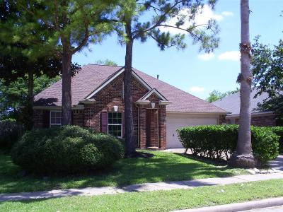 Single Family Home For Sale: 14910 Bridle Bend Drive